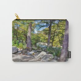 Texas Hill Country Carry-All Pouch