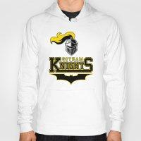 gotham Hoodies featuring Gotham Knights by Pixel Design