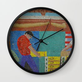 Work Wall Clock