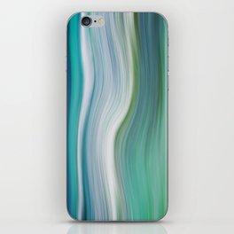 OCEAN ABSTRACT iPhone Skin