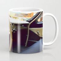 car Mugs featuring Car  by Kristina Haritonova