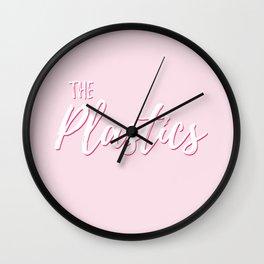 Mean Girls #13 – The Plastics Wall Clock
