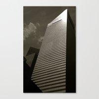 tetris Canvas Prints featuring Tetris by Mark Giarrusso