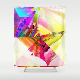 V2R31 Shower Curtain