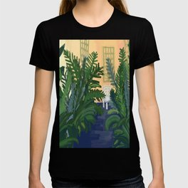 Garden Alley  T-shirt