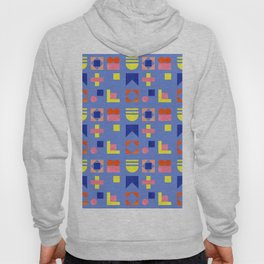 Geometry- pattern no1 Hoody