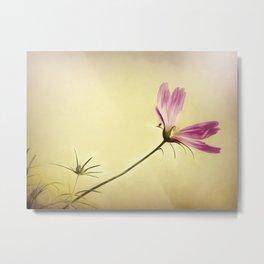 Wind Flower Metal Print