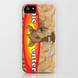 SandKing - Epic Enter iPhone Case