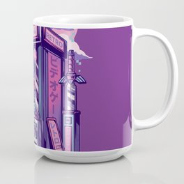 Retro gaming machine Coffee Mug