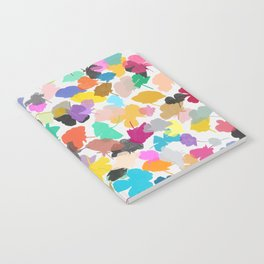 buttercups 2 sq Notebook