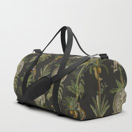 L'autunno Antracita Duffle Bag
