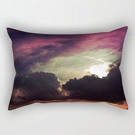 TRIPPY SKY Rectangular Pillow