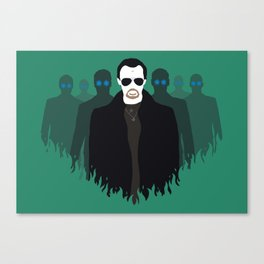 The Bitter End - Variant Canvas Print