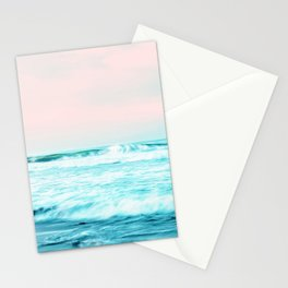 Sun. Sand. Sea. #society6 #decor #buyart Stationery Cards
