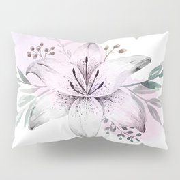 Lilium & Eucalyptus Pillow Sham