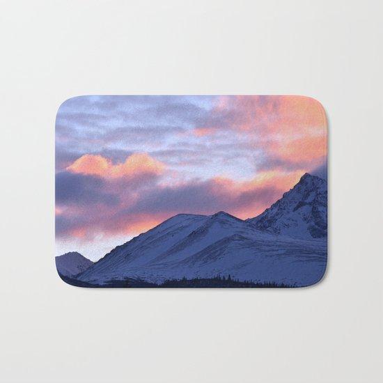Rose Serenity Sunrise - II Bath Mat
