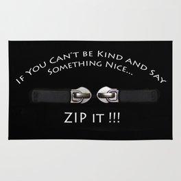 Zip It Rug