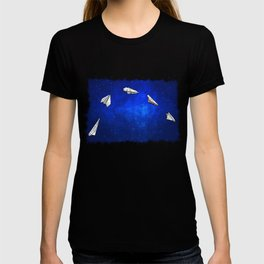 There's a light that never goes out. T-shirt