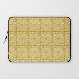 Traditional Japanese pattern YABURE-ASAGARA Laptop Sleeve