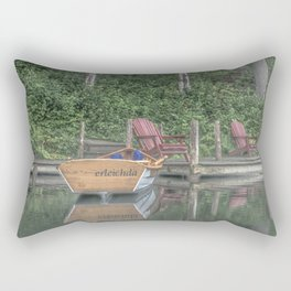 Lighten Up, Erleichda Rectangular Pillow