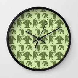 Jinkies Wall Clock