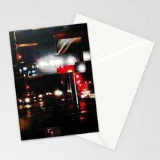 CALZADA DE NOCHE Stationery Cards