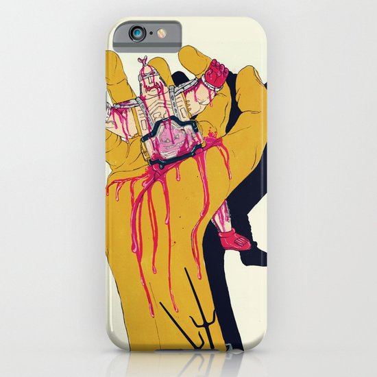 You botched it! You botched it! iPhone & iPod Case