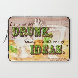 Dos Tequilas, Por Favor Laptop Sleeve