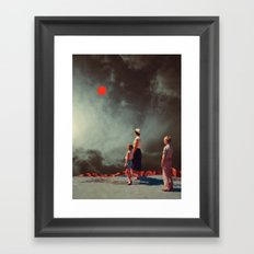 Mother Show Me The Way Framed Art Print