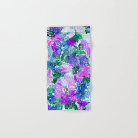 Splendid Flowers 3 Hand & Bath Towel