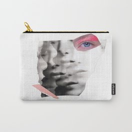collage portrait Carry-All Pouch