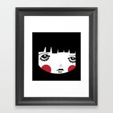 IN A Square Framed Art Print