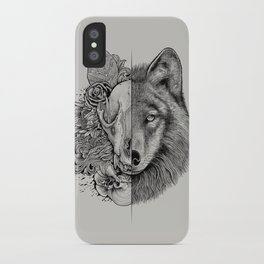 New Wolf (Half Life) iPhone Case
