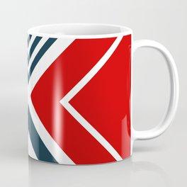 Nautical geometry Coffee Mug