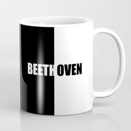 BEETHOVEN, Inspiration Shirt, Beethoven Shirt, Beethoven T Shirt, Beethoven Tshirt, Music Gift, Musi Coffee Mug