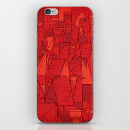 Citystreet iPhone Skin