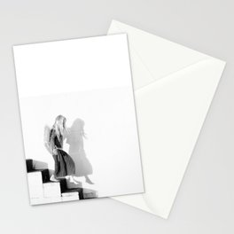 Angel girl1 Stationery Cards
