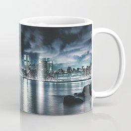 nyc skyline for 11 september Coffee Mug