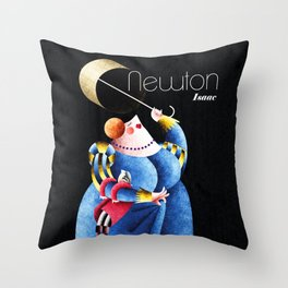 Newton Throw Pillow