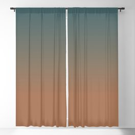 Autumn Dusk Blackout Curtain