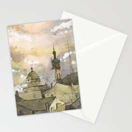 Lviv art Stationery Cards