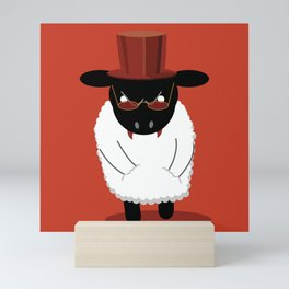 You Do Not Want to Visit This Farm Mini Art Print