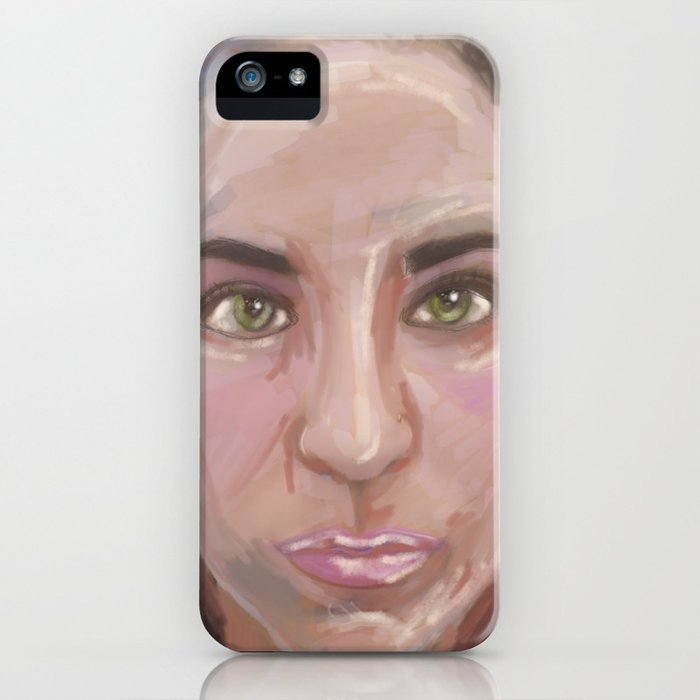 Daydream Selfie iPhone Case