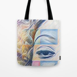 Silly Dove Tote Bag