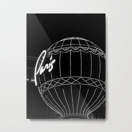 Paris 1 Metal Print
