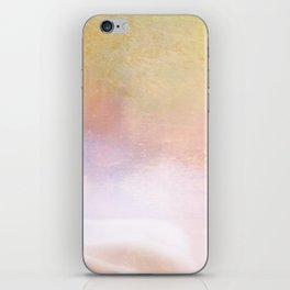 Summer Sunset Ocean Mist Minimalism iPhone Skin
