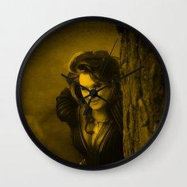 Meryl Streep Wall Clock