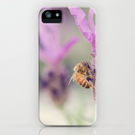 Autumn Buzz iPhone Case