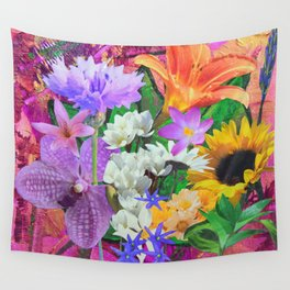 Color Riot Wall Tapestry