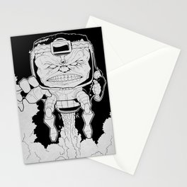 Mental Organism Designed Only for Killing Stationery Cards